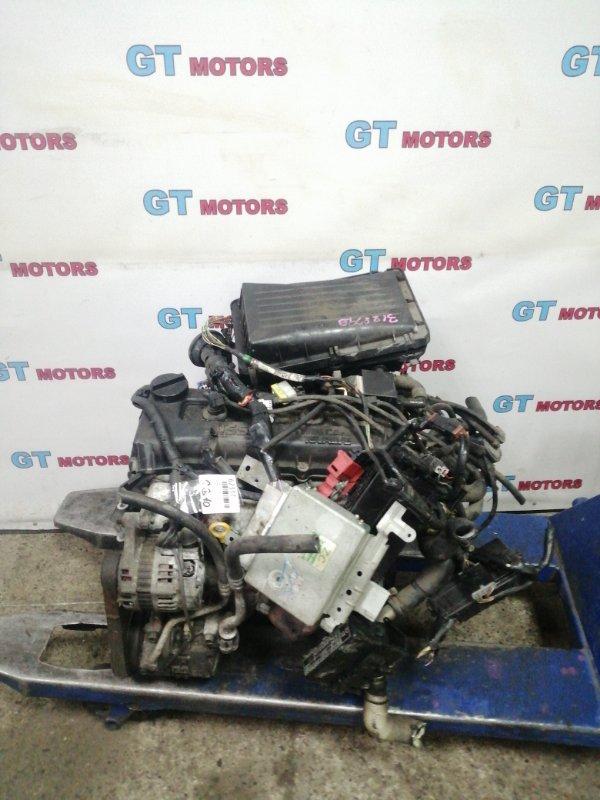 Двигатель Nissan March K11 CG10DE 1998
