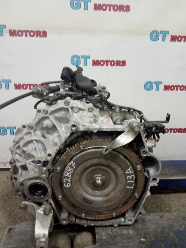 Акпп Honda Fit GE6 L13A