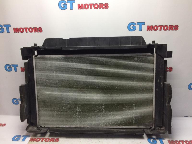 Радиатор двигателя Toyota Alphard ANH20W 2AZ-FE 2010