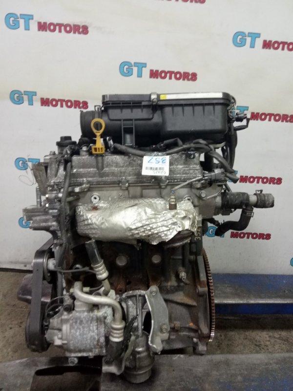 Двигатель Toyota Bb QNC21 3SZ-VE 2008