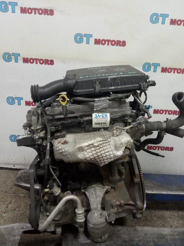 Двигатель Toyota Passo QNC10 K3-VE 2008