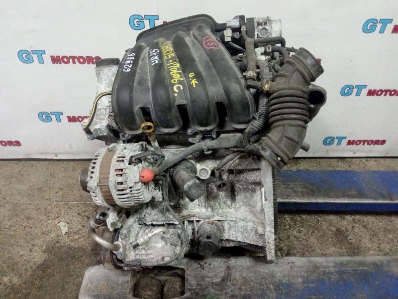 Двигатель Nissan Ad VY12 HR15DE 2009