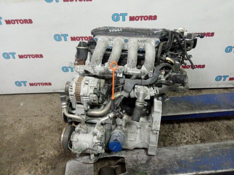 Двигатель Honda Fit GE6 L13A 2011