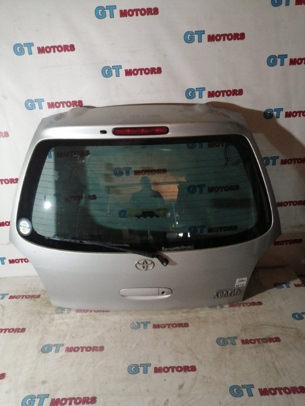 Дверь задняя багажника Toyota Corolla Spacio AE111 4A-FE