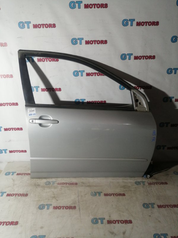 Дверь боковая Toyota Corolla NZE124 1NZ-FE 2003 передняя правая