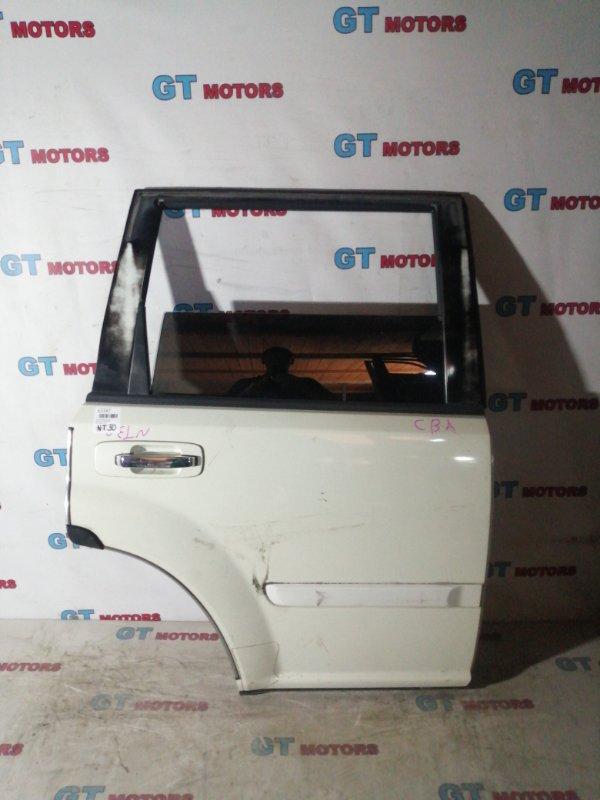 Дверь боковая Nissan X-Trail NT30 QR20DE 2005 задняя правая
