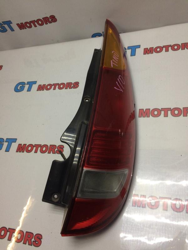 Фонарь (стоп-сигнал) Nissan Tino V10 QG18DE 2000 задний правый