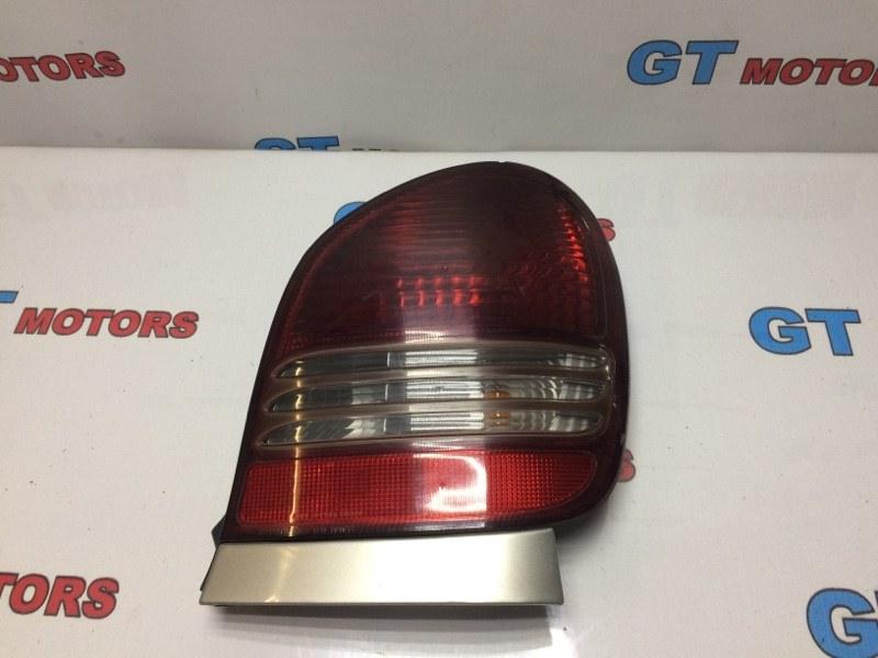 Фонарь (стоп-сигнал) Toyota Corolla Spacio AE111N 4A-FE 2000 задний правый