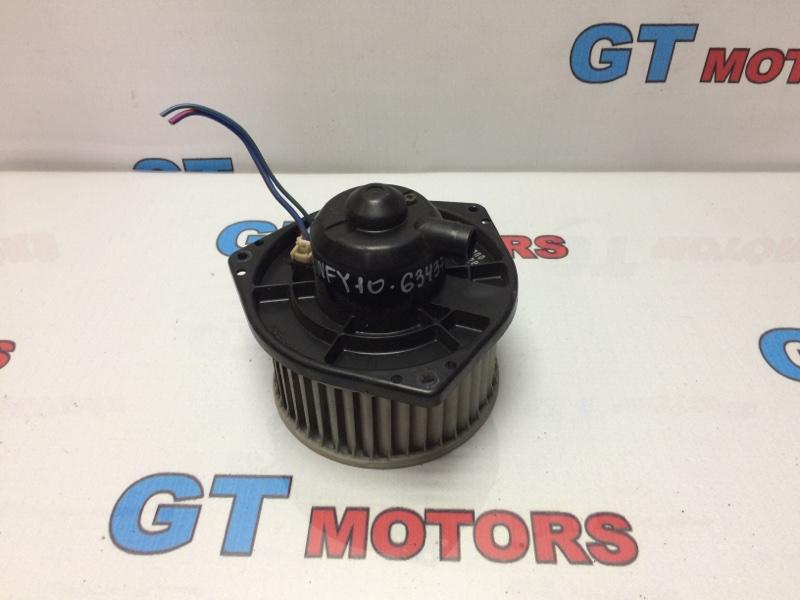 Вентилятор (мотор отопителя) Nissan Wingroad WFY10 GA15DE 1996