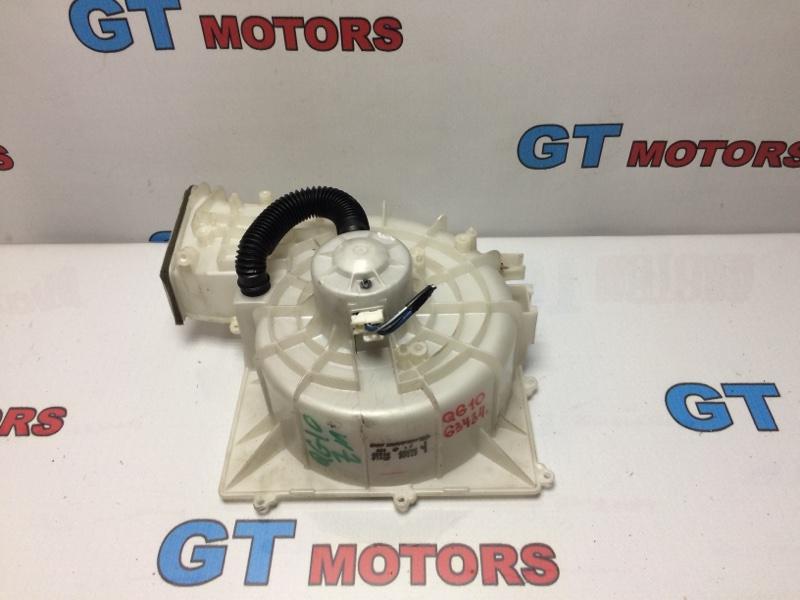 Вентилятор (мотор отопителя) Nissan Bluebird Sylphy QG10 QG18DE 2003