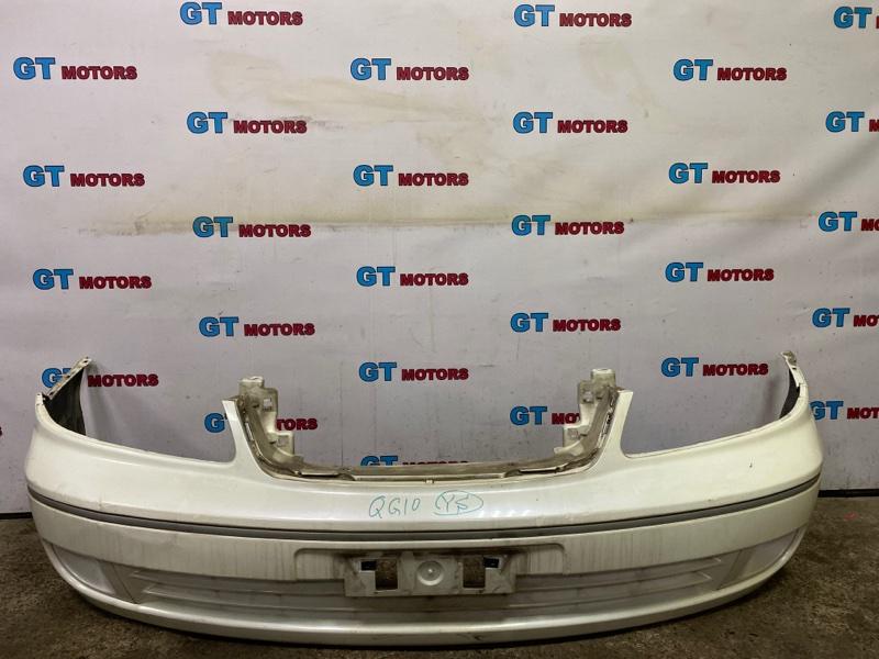 Бампер Nissan Bluebird Sylphy QG10 QG18DE передний