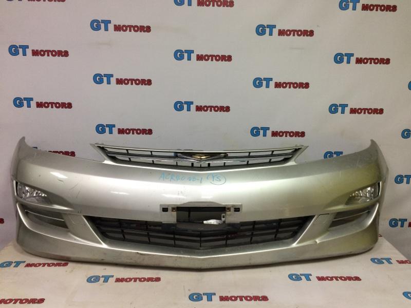 Бампер Toyota Estima ACR40W 2AZ-FE 2005 передний