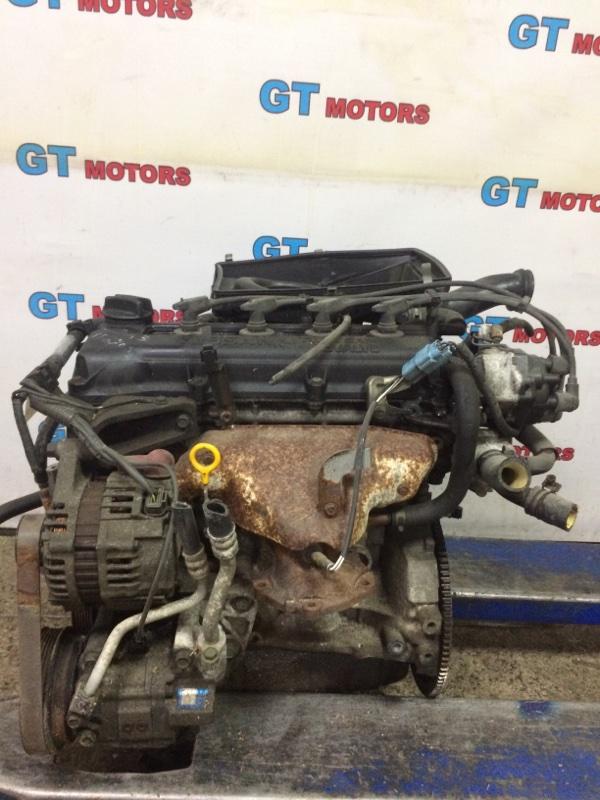 Двигатель Nissan Cube AZ10 CGA3DE 2001