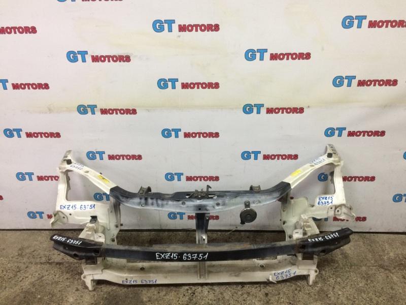 Рамка радиатора Toyota Raum EXZ15 5E-FE 2001