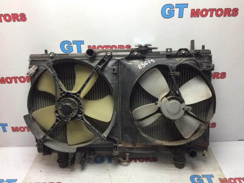 Радиатор двигателя Toyota Corona Premio ST210 3S-FSE 1999