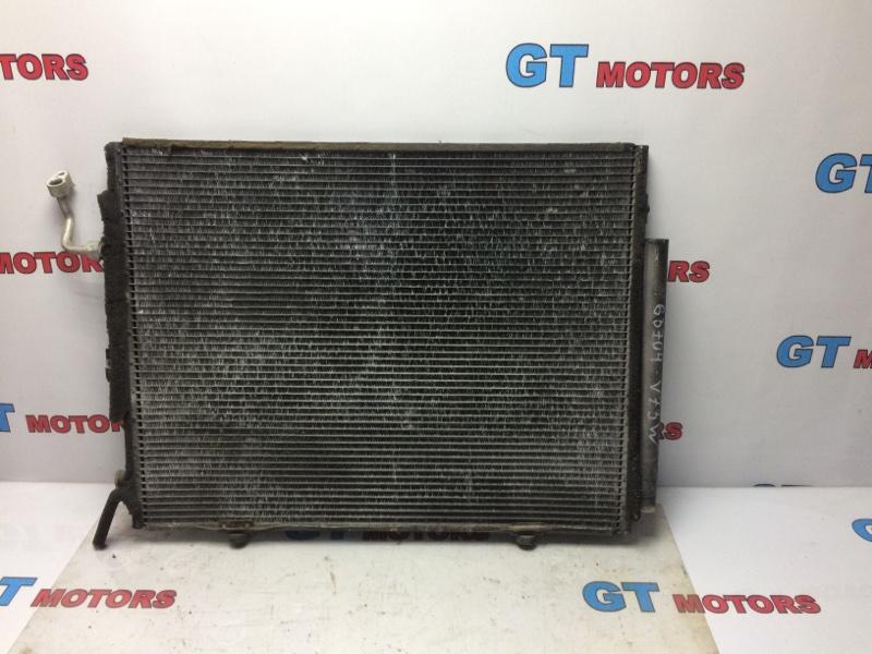 Радиатор кондиционера Mitsubishi Pajero V73W 6G72 2004