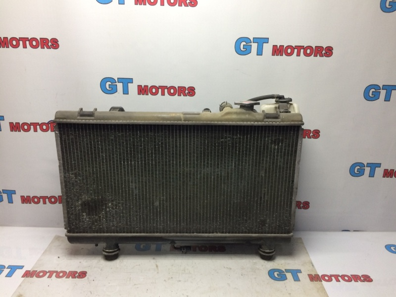 Радиатор двигателя Toyota Raum EXZ15 5E-FE 2001