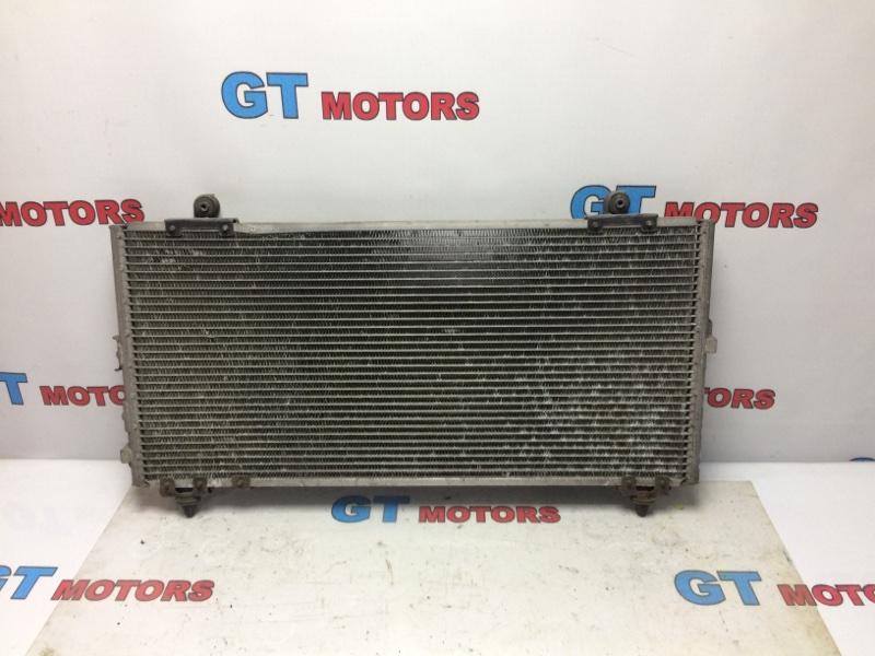 Радиатор кондиционера Toyota Raum EXZ15 5E-FE 2001