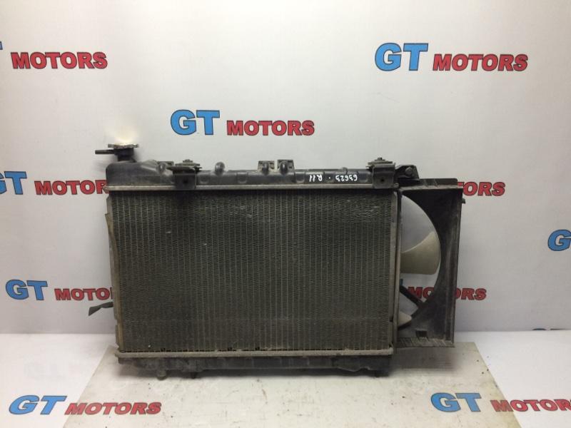 Радиатор двигателя Nissan Presea R11 GA15DE 1998