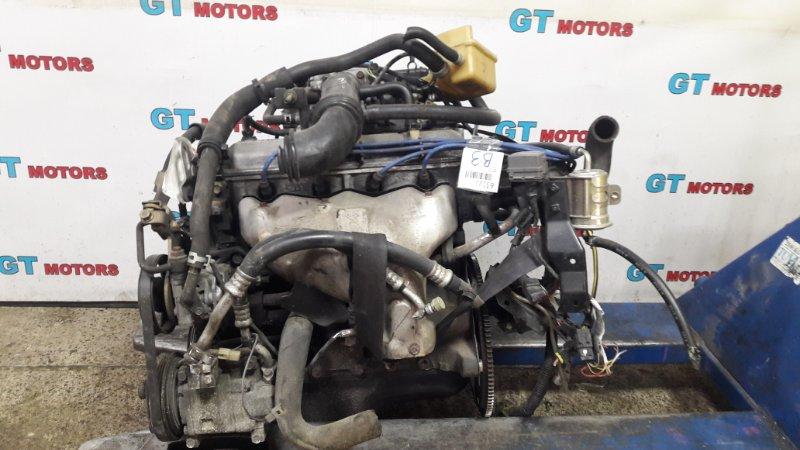 Двигатель Mazda Demio DW3W B3 1997