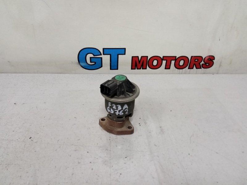 Клапан egr Honda Accord Wagon CF6 F23A