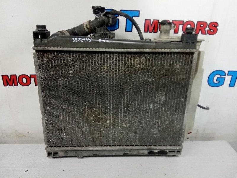 Радиатор двигателя Toyota Bb NCP30 2NZ-FE 2004