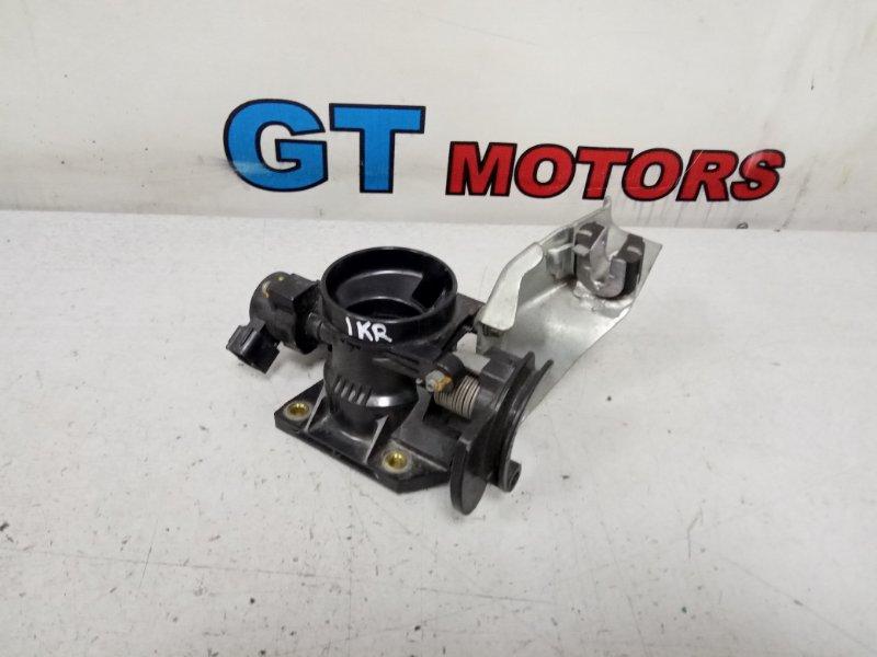 Заслонка дроссельная Toyota Vitz KSP90 1KR-FE