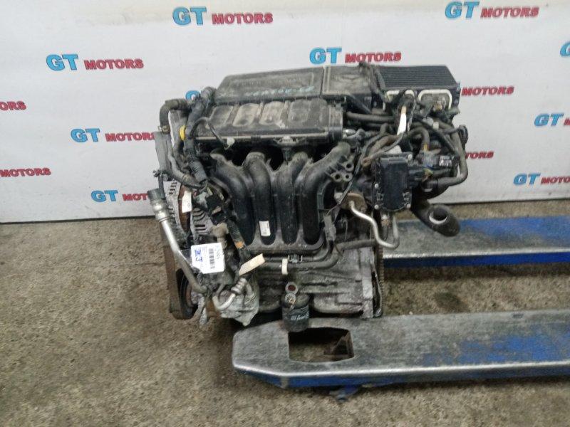 Двигатель Mazda Demio DE3FS ZJ-VE 2010