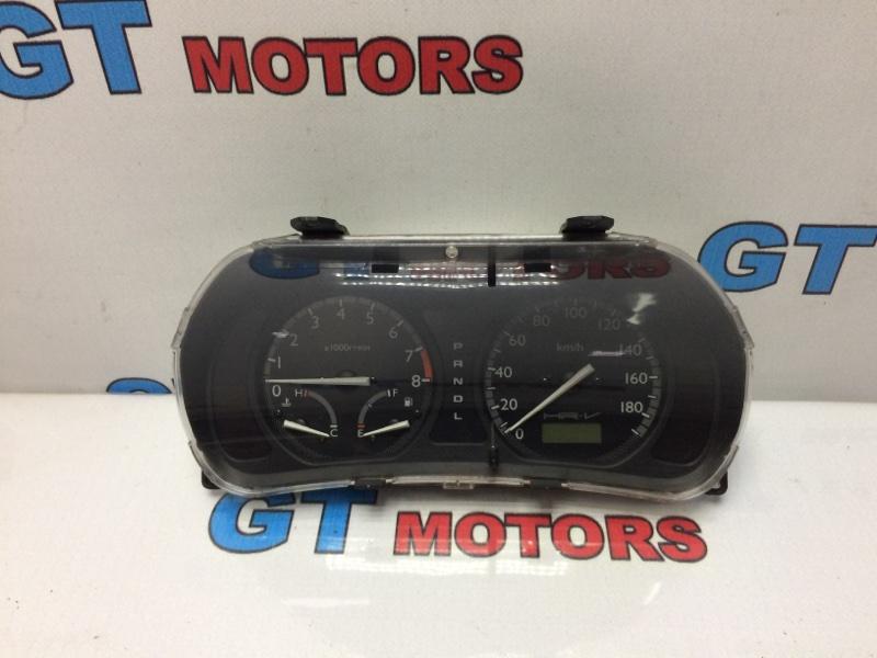 Комбинация приборов Honda Hr-V GH3 D16A 2003
