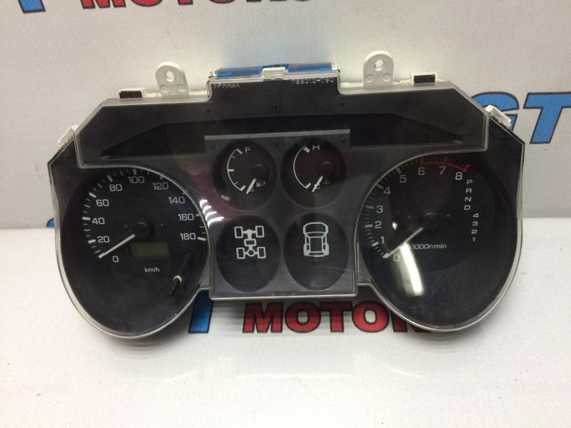 Комбинация приборов Mitsubishi Pajero V73W 6G72 2004