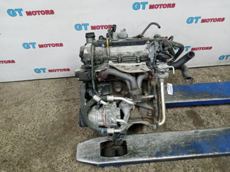 Двигатель Toyota Vitz SCP90 2SZ-FE 2009