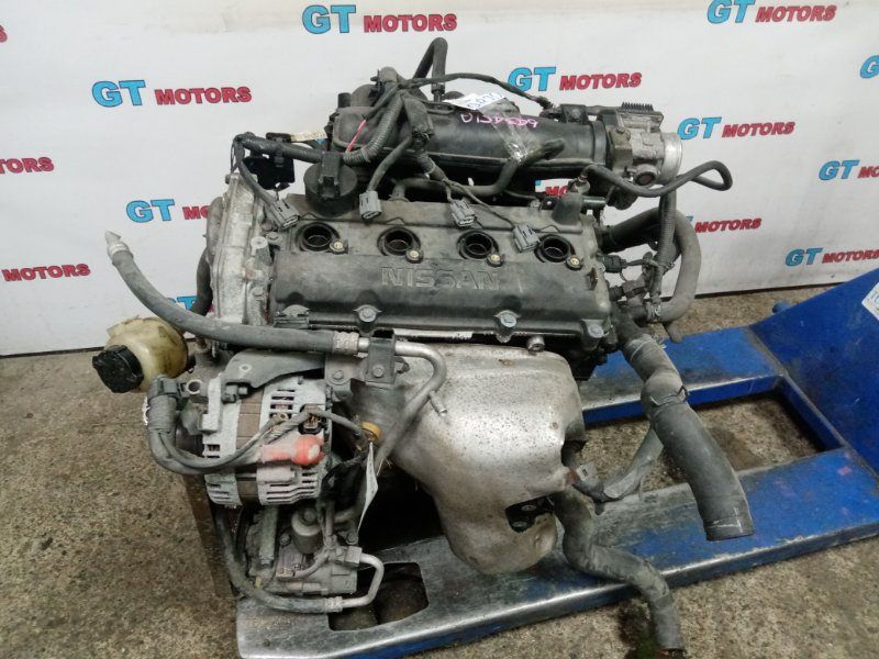 Двигатель Nissan X-Trail NT30 QR20DE 2005