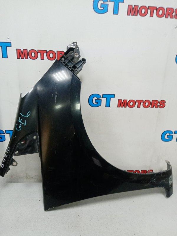 Крыло Honda Fit GE6 L13A переднее правое