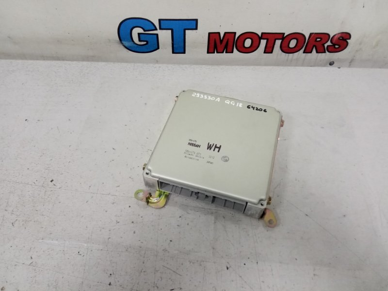 Компьютер (блок управления) Nissan Bluebird Sylphy QG10 QG18DE