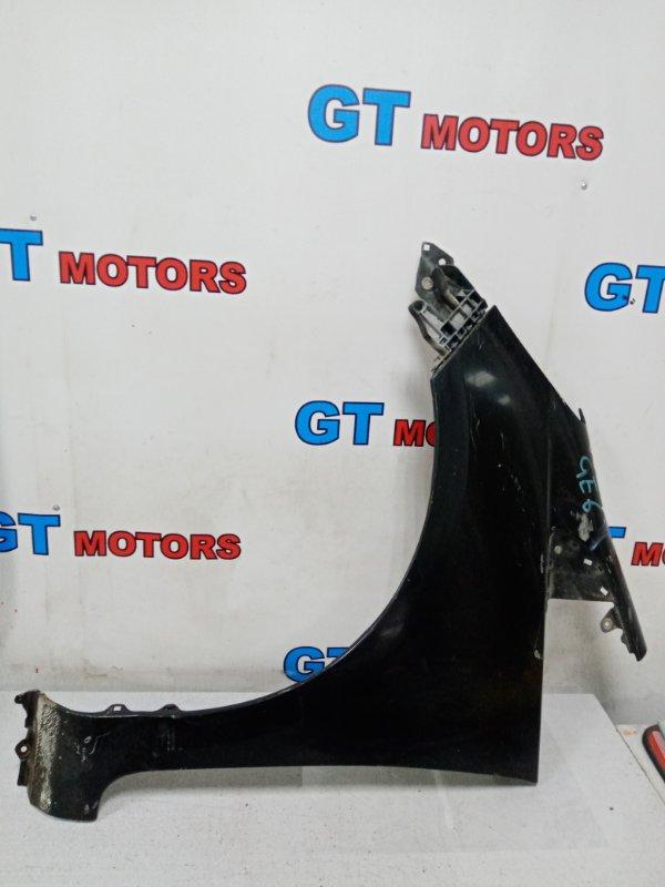 Крыло Honda Fit GE6 L13A переднее левое