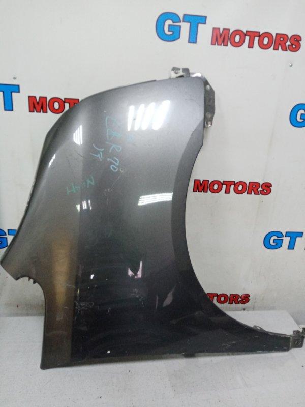Крыло Toyota Noah ZRR70G 3ZR-FAE переднее правое