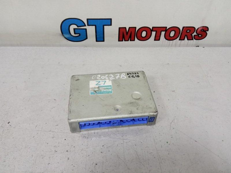 Компьютер (блок управления) Nissan March K11 CG10DE 1997