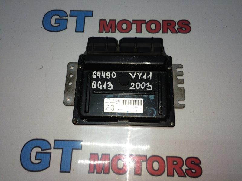 Компьютер (блок управления) Nissan Ad VY11 QG13DE 2003