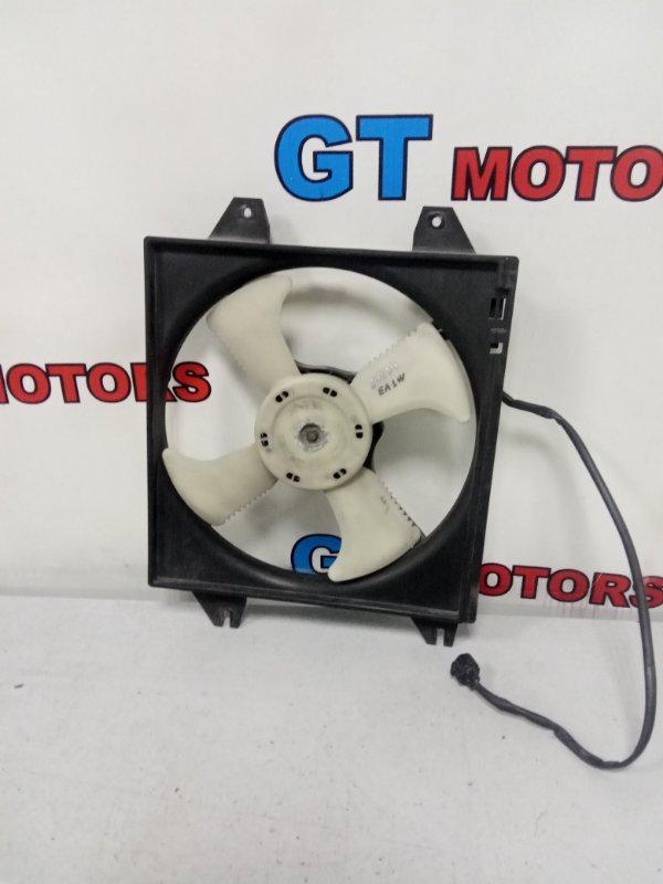 Вентилятор радиатора двигателя Mitsubishi Legnum EA1W 4G93 1997 правый