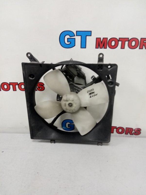 Вентилятор радиатора двигателя Mitsubishi Legnum EA1W 4G93 1997 левый