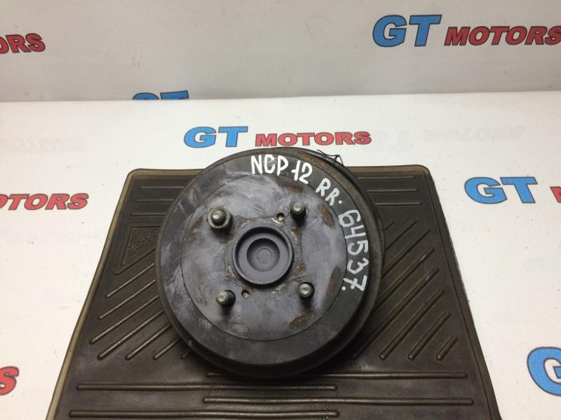 Ступица Toyota Platz NCP12 1NZ-FE 2003 задняя правая