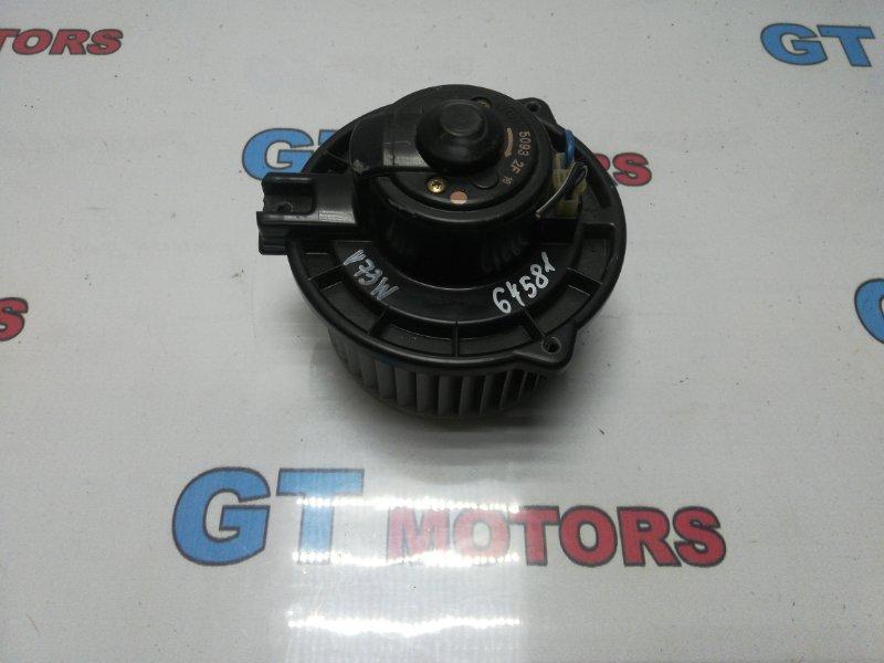 Вентилятор (мотор отопителя) Mitsubishi Pajero V73W 6G72 2004