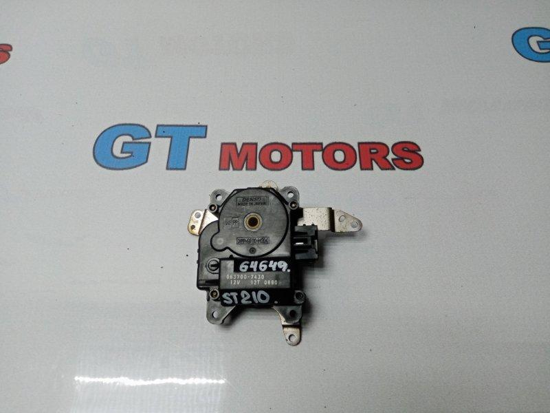 Привод заслонок отопителя Toyota Corona Premio ST210 3S-FSE 2000