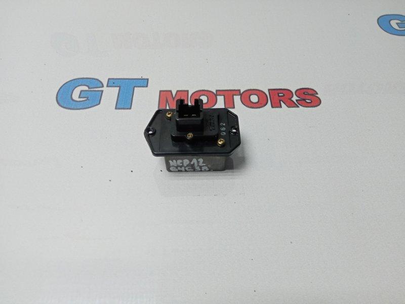 Реостат печки Toyota Platz NCP12 1NZ-FE 2003