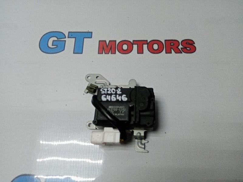Привод заслонок отопителя Toyota Carina Ed ST202 3S-GE 1994