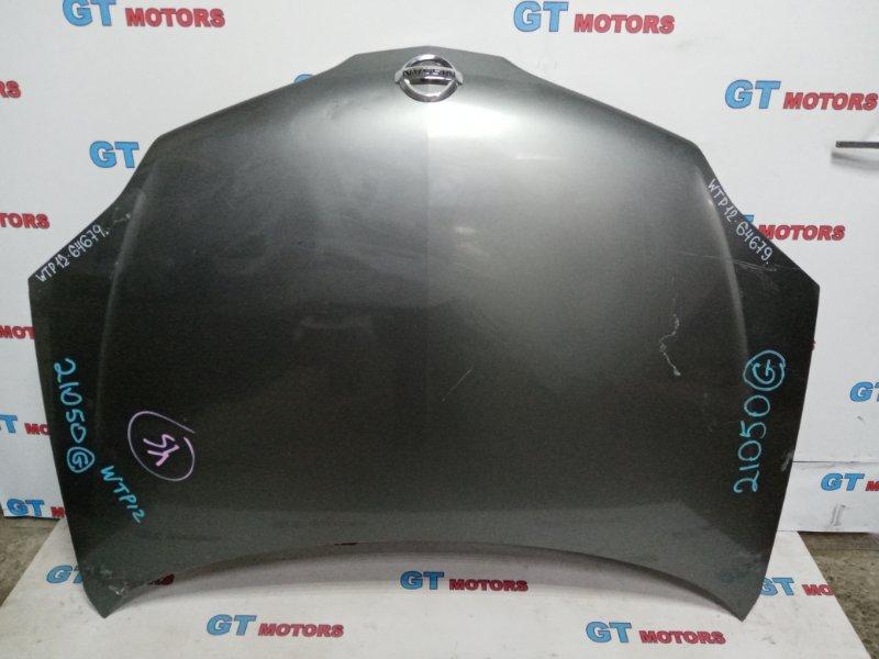 Капот Nissan Primera WTP12 QR20DE