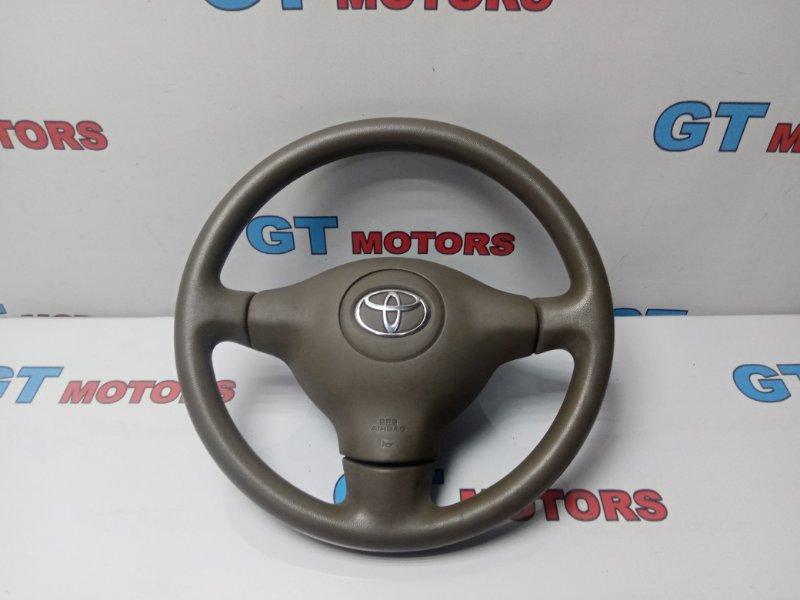 Руль Toyota Platz NCP12 1NZ-FE 2003