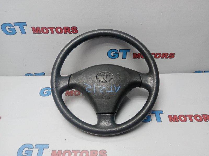 Руль Toyota Carina AT212 5A-FE 2001