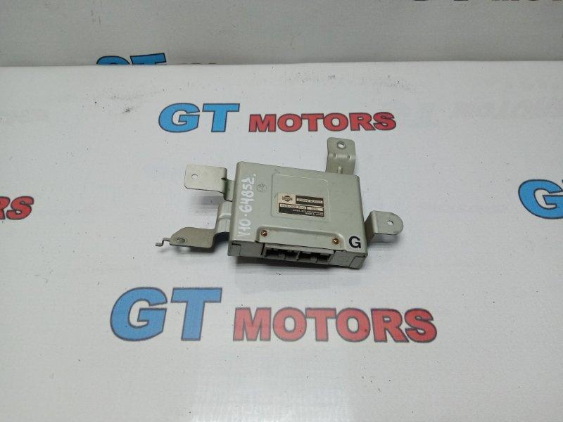 Блок управления кпп Nissan Tino V10 QG18DE 1999