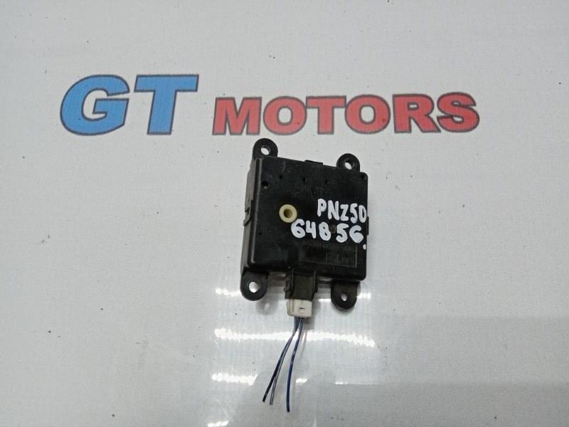 Привод заслонок отопителя Nissan Murano PNZ50 VQ35DE 2006